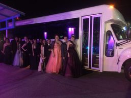 DFW Prom / Homecoming Limousine and Party Bus Services