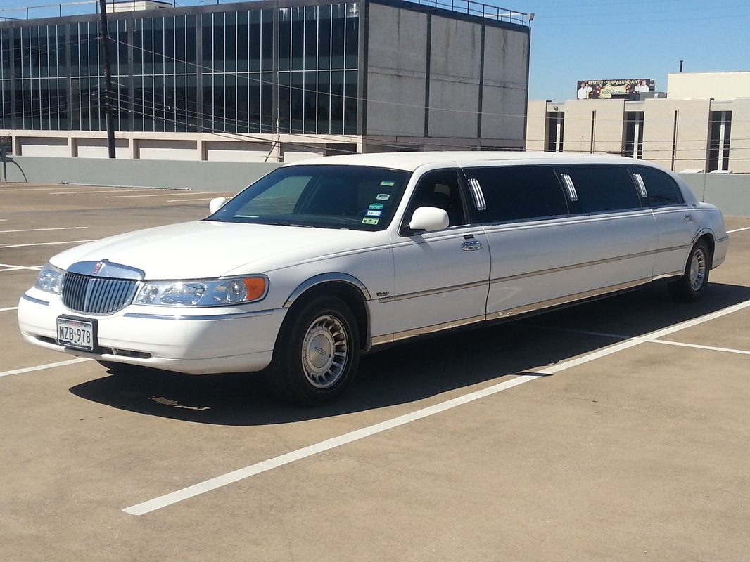 Stretch Limousines from Silver Image Limo- your top limousine service in Dallas