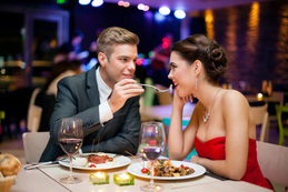 Dining In Style- rent a limo with your next dinner reservation