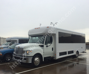 Dallas Party Bus Services