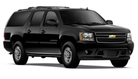 Limo Gallery - Executive SUV- from Silver Image Limo in Dallas TX
