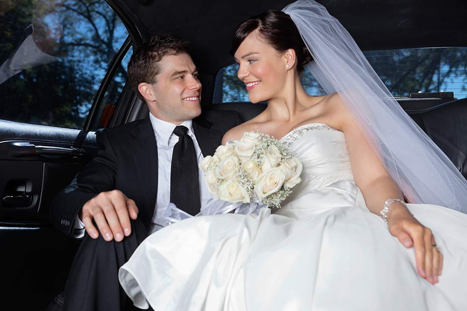 DFW Wedding Limo Package